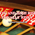 Why low and high risk are both equally risky?