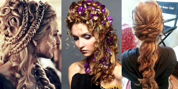 Impressive Renaissance hairstyles! - The HairCut Web