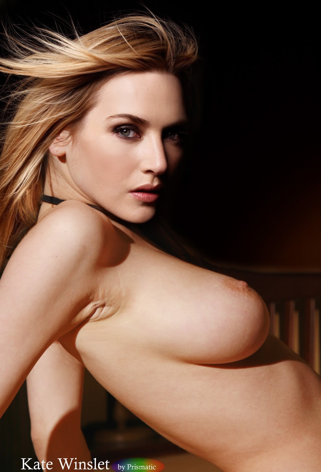 Breast Of Kate Winslet