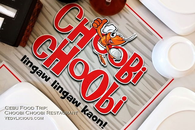 Restaurants in Cebu List Choobi Choobi Restaurant, Where to Eat in Cebu, Best Restaurants in Cebu, Cebu Food Trip, Best Seafood Restaurant in Cebu, Choobi Choobi Restaurant Blog Review Menu Branches YedyLicious Manila Food Blog