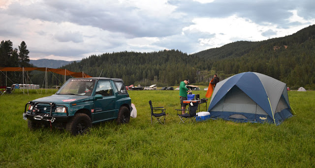 Overland Rallies and Worshops in Leavenworth, WA