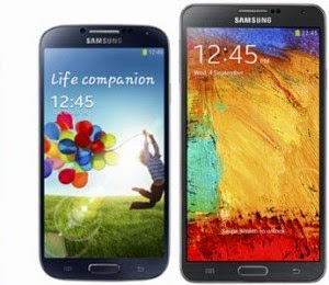 Samsung Galaxy S4 and Note 3 users in India and United States gets Android 4.4 KITKAT update