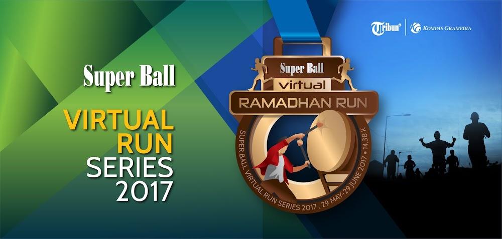 Superball Virtual Ramadhan Run • 2017
