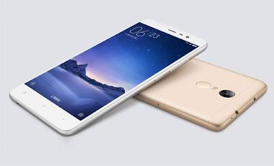 Xiaomi redmi 3 note chính hãng