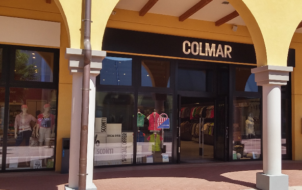 Outlet colmar lissone