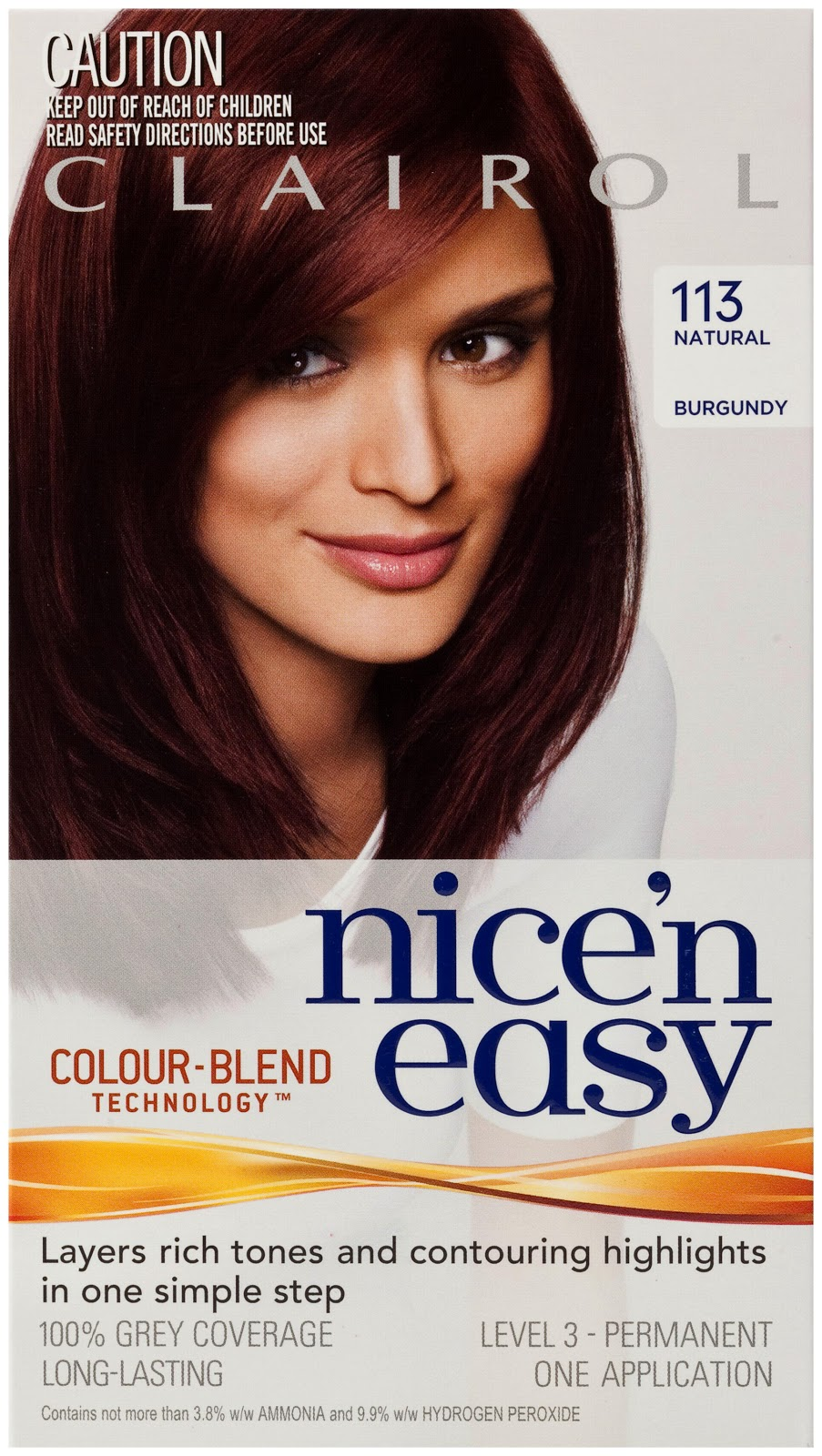 For A Multidimensional Blonde Try Nice N Easy Colourblend Foam In 9 Light And 117 Natural Medium Golden Brown Darker Shades
