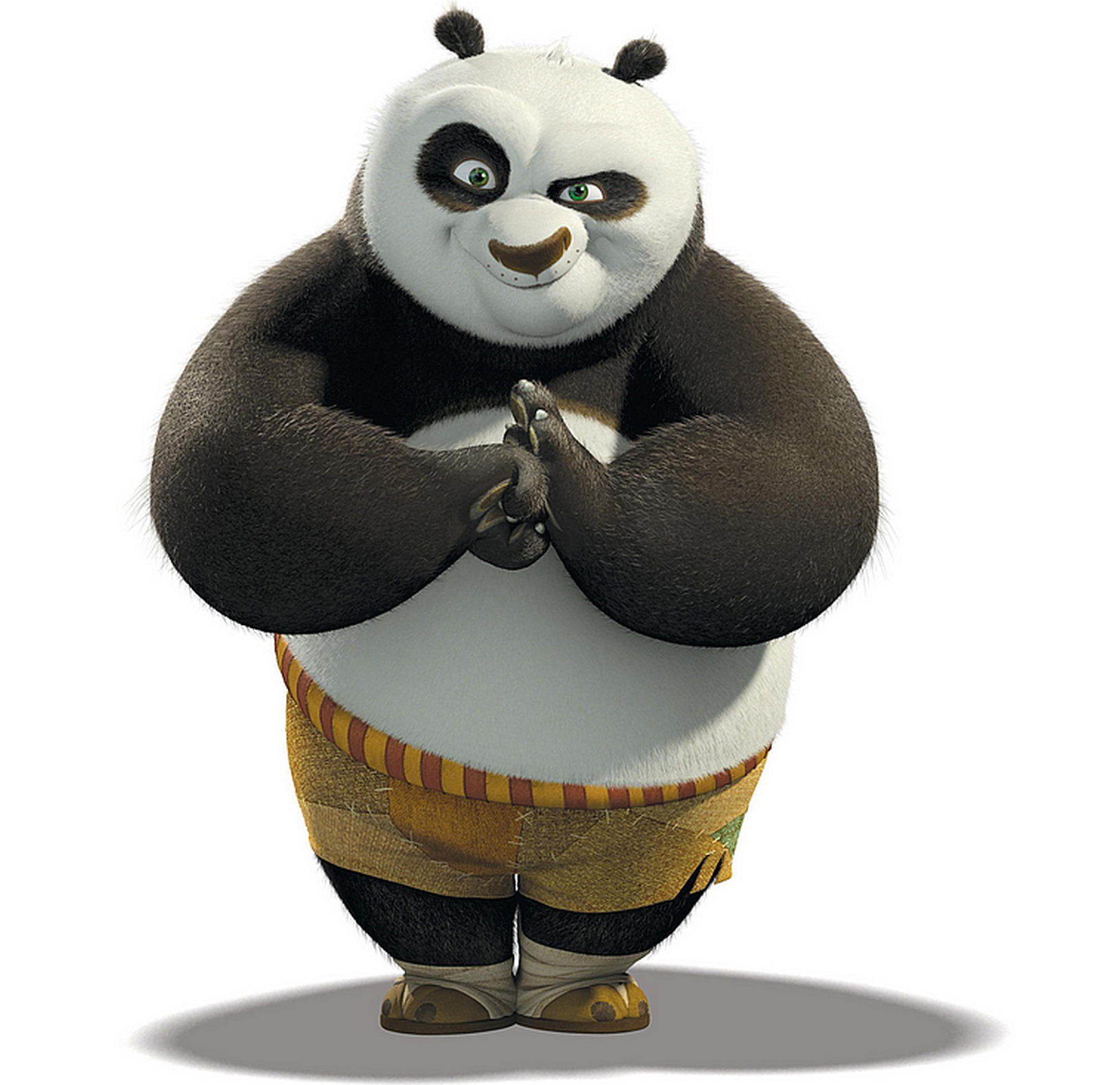How to Drawing Kung Fu Panda 3 ~ NewKungFuPanda3