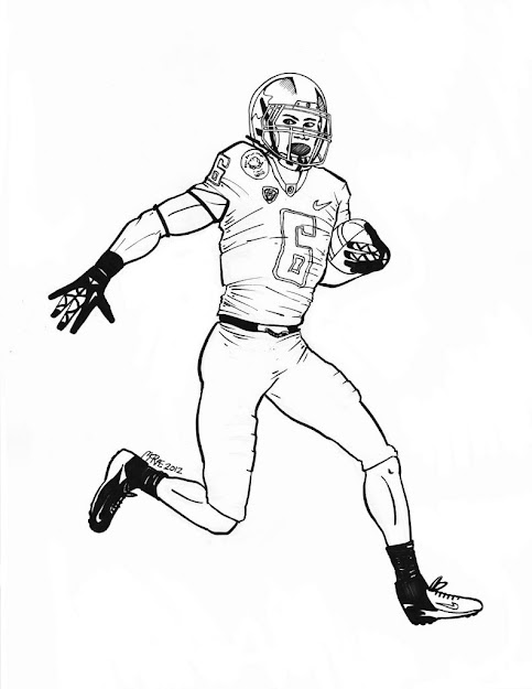 Football Coloring Pages Nfl Nfl Helmets