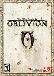 Elder Scrolls Oblivion box art