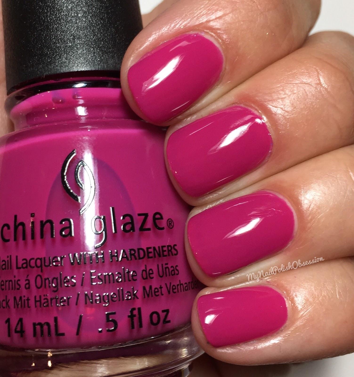 My Nail Polish Obsession: China Glaze House Of Colour, Spring 2016