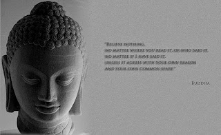 Gautama Buddha sayings on thoughts HD picture