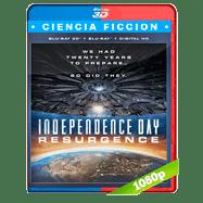 Día de la Independencia: Contraataque (2016) 3D Half OU 1080p Audio Dual Latino-Ingles