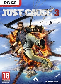Download Game Gratis Just Cause 3 Full Version (CPY)