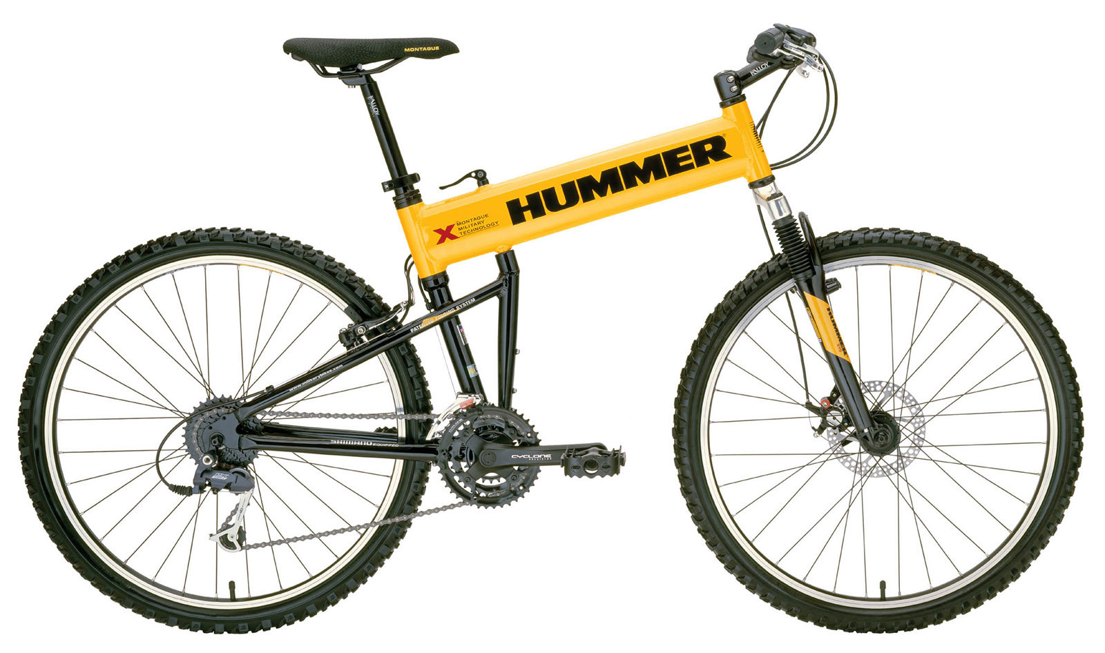 "CHOO HO LEONG (CHL) Bicycle: 26"" Hummer LX Foldable"