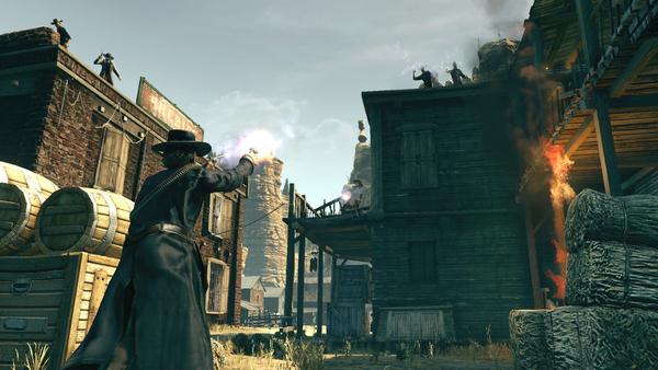 Call of Juarez Bound in Blood PC Full Version Screenshot 1
