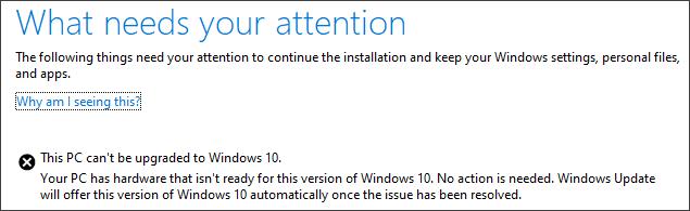 Error en Windows 10 - El Blog de HiiARA