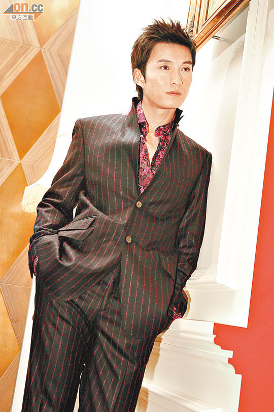 TVB Celebrity News: Joel Chan does not dare to think about ...