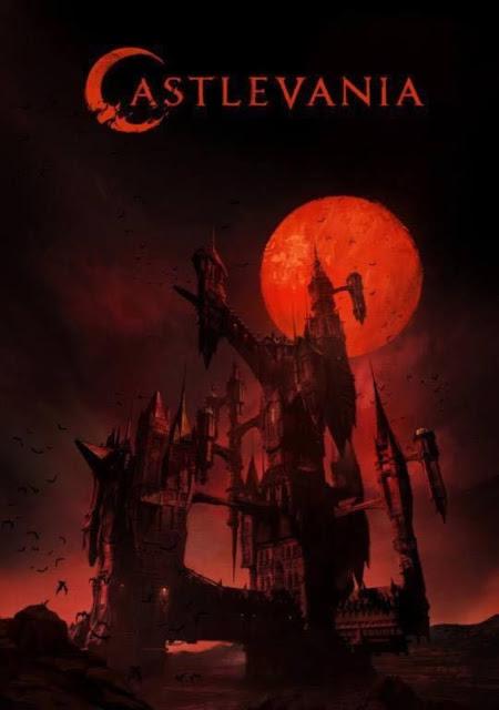 Castlevania Netflix Season 01 poster cover