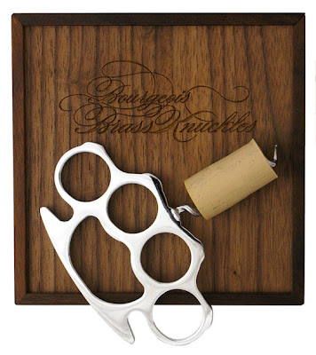 Creative and Cool Brass Knuckles Inspired Products (15) 10