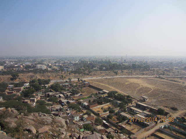 view from sohna