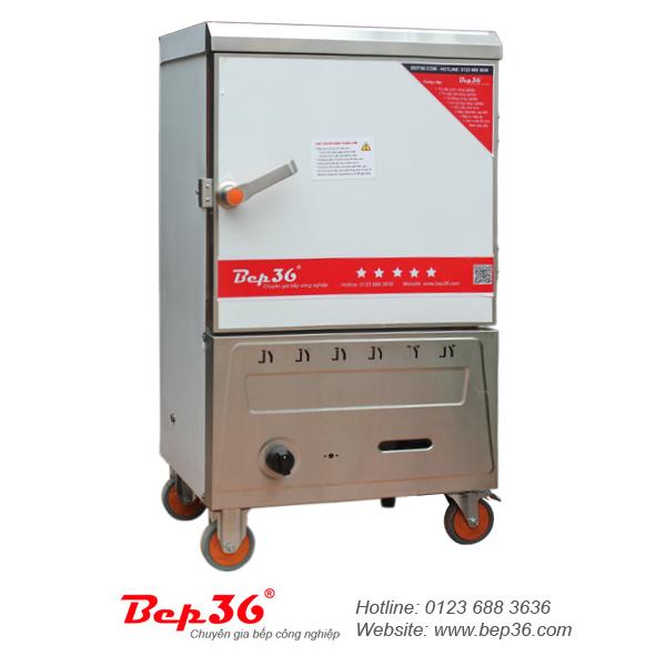 tủ nấu cơm gas 6