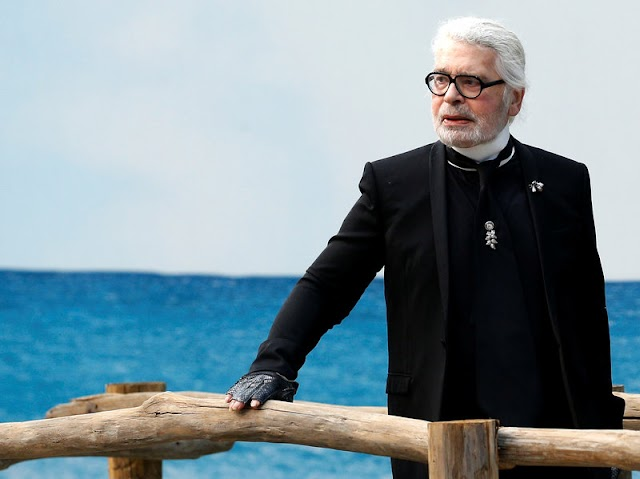 The death of Karl Lagerfeld high priest of high fashion