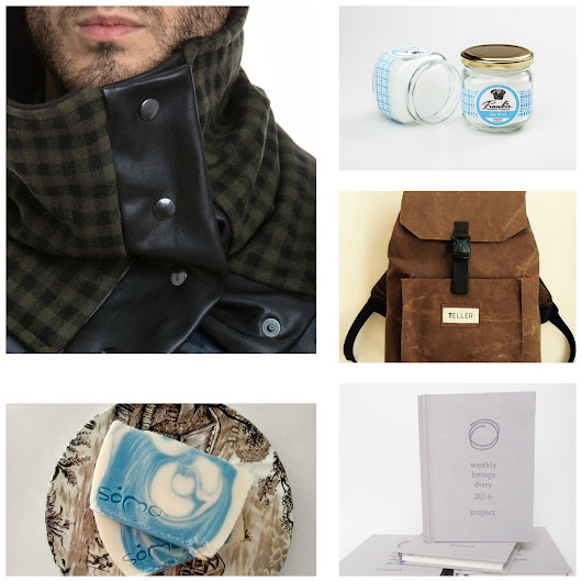 Men's gift guide - made in Greece