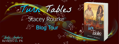 Turn Tables by Stacey Rourke Blog Tour Review