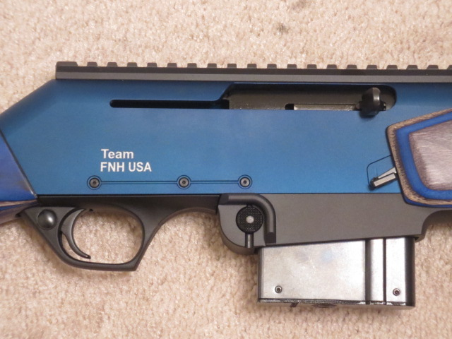The GunDivas: Review: FNAR - Competition rifle that is not
