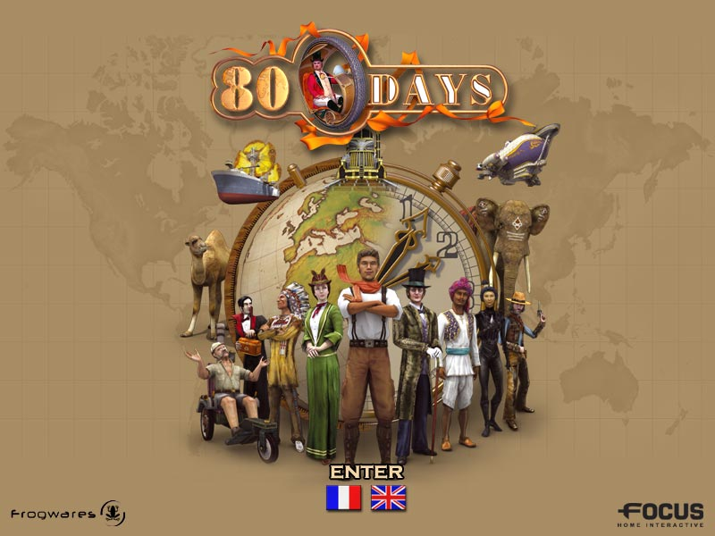 80dias - 80 Days Around The World Adventure | PC