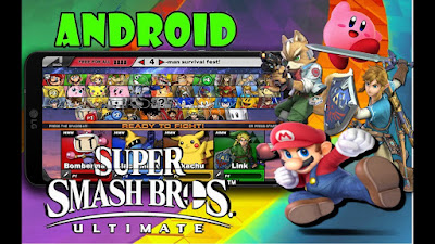 Super Smash Bros Ultimate Apk + OBB Full Download Android Mobile