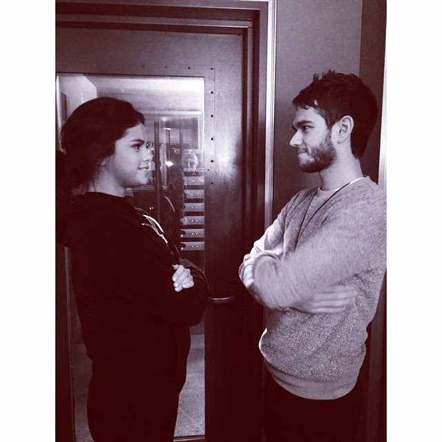 Selena Gomez and DJ Zedd found