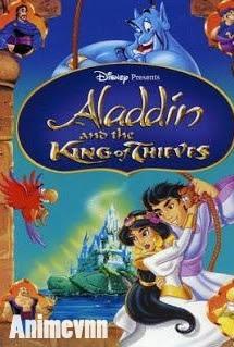 Aladdin Và Vua Trộm - Aladdin And The King Of Thieves 2012 Poster