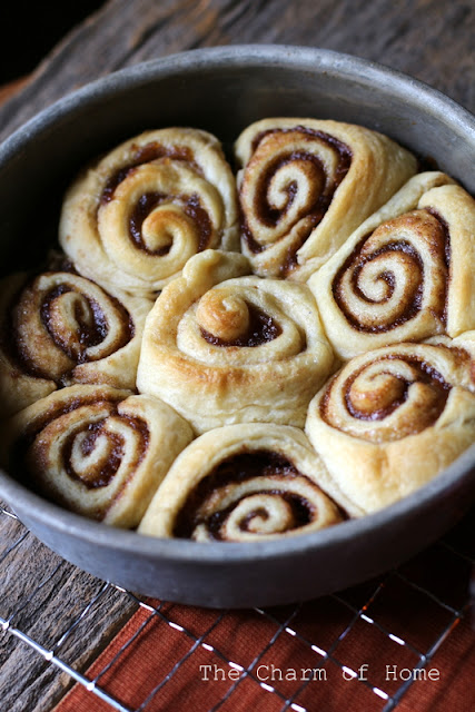 Apple Butter Cinnamon Rolls: The Charm of Home