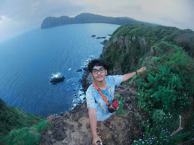 Sangiang Island is tourist destination in banten