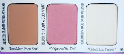 theBalm Alternative Rock Vol.1 face palette