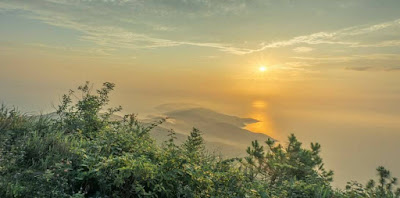 Kinh nghiệm cắm trại đỉnh Hải Vân