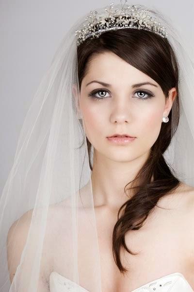 Admirable Wedding Hairstyles With Veil Magazine Wedding Hairstyles For Men Maxibearus