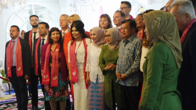 Wapres JK meresmikan Pusat Anti-aging Dunia di Indonesia