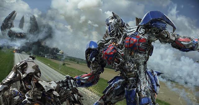 Paramount revela título e artes de Transformers 5