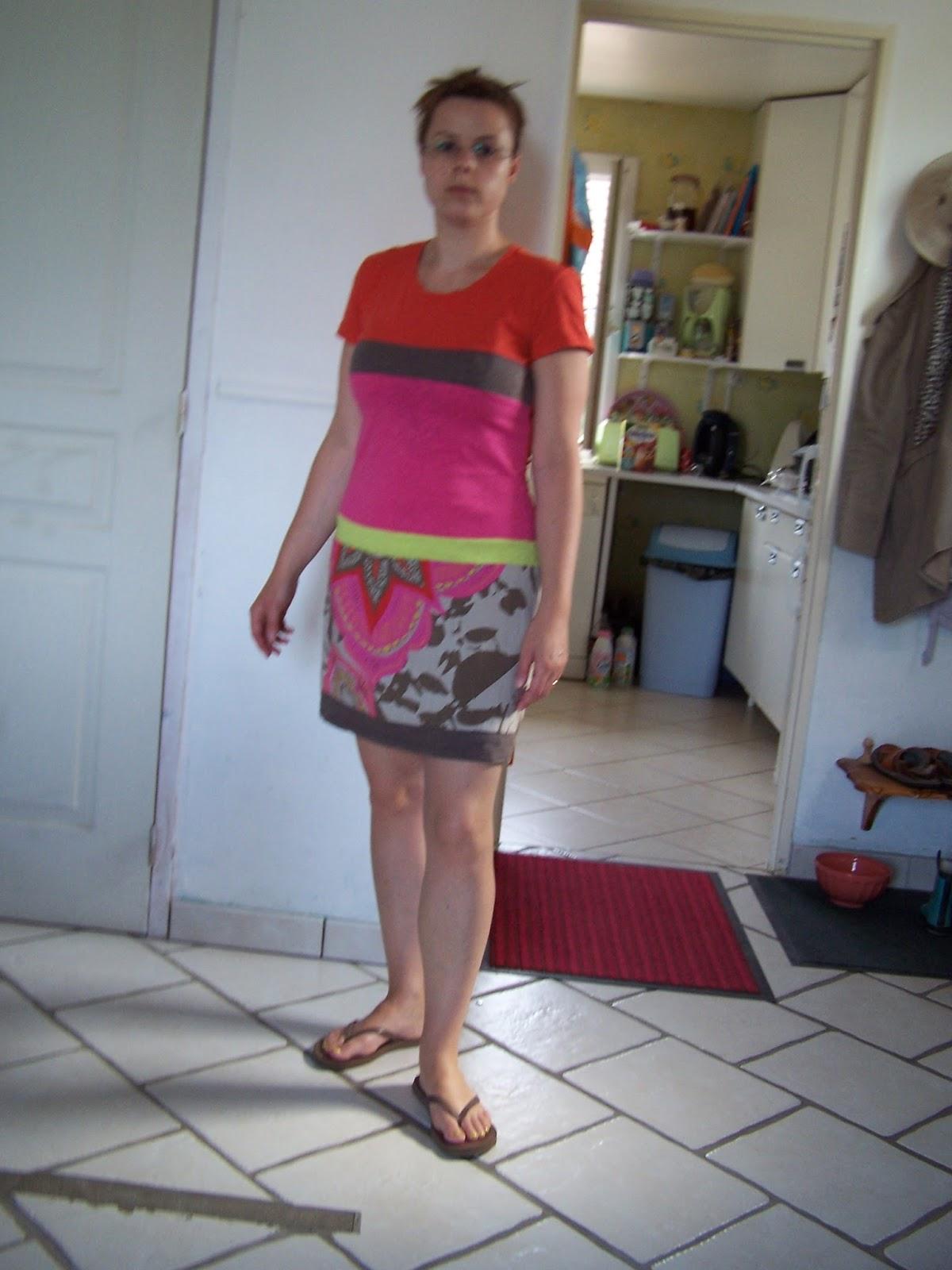 692acd74f88 Ma p tite robe Miss  Captain   samedi mode