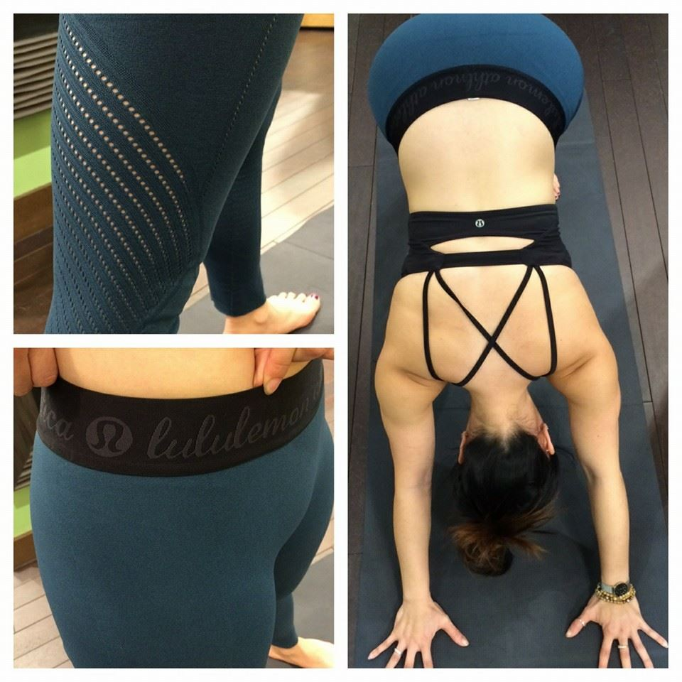 lululemon warp knit tight