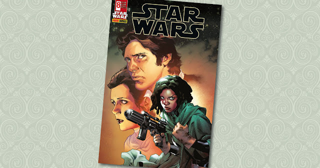 Star Wars 8 Panini Cover