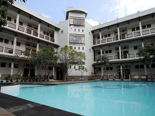 Laut Biru Hotel Pangandaran