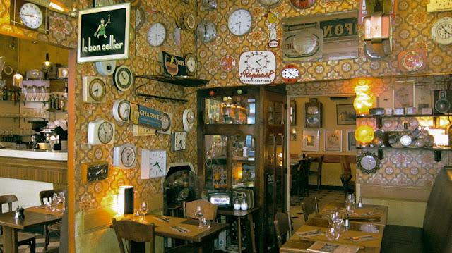 Restaurantes no bairro Croix Rousse em Lyon