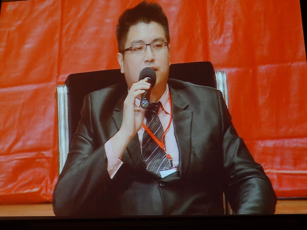 麥斯皮克斯執行長蔡俊彥。