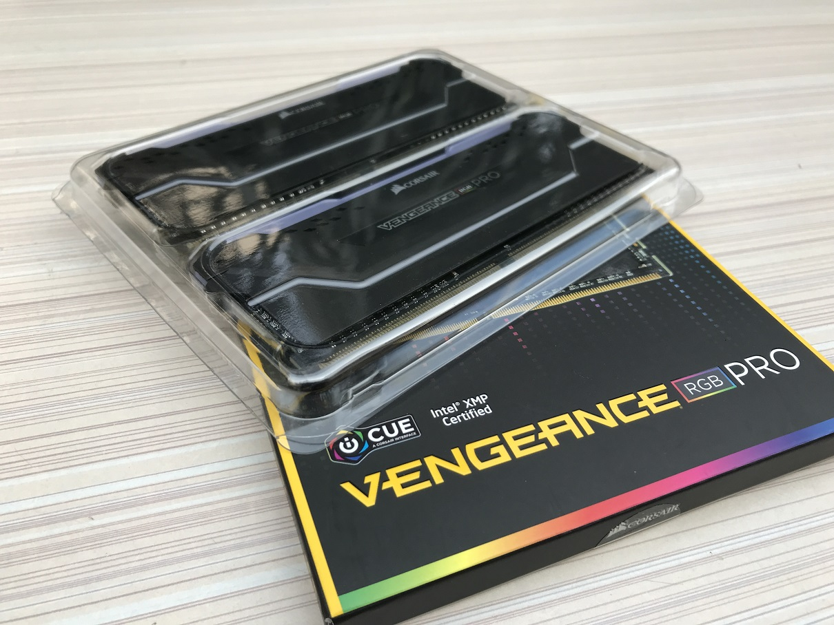 Corsair Vengeance RGB Pro 16GB 3200Mhz Review ~ Computers and More