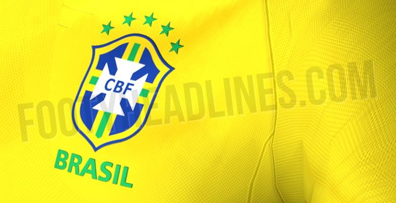 Maillot br sil coupe du monde 2018 - Coupe du monde du bresil ...