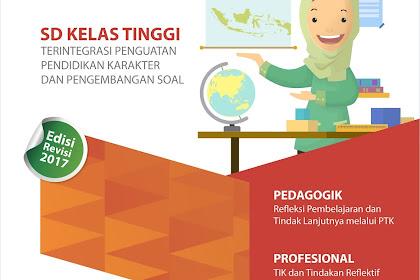 Modul Pengembangan Keprofesian Berkelanjutan SD Kelas Tinggi Terintegrasi Penguatan Pendidikan Karakter dan Pengembangan Soal Revisi 2017