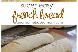 Recipe - Easy French Bread